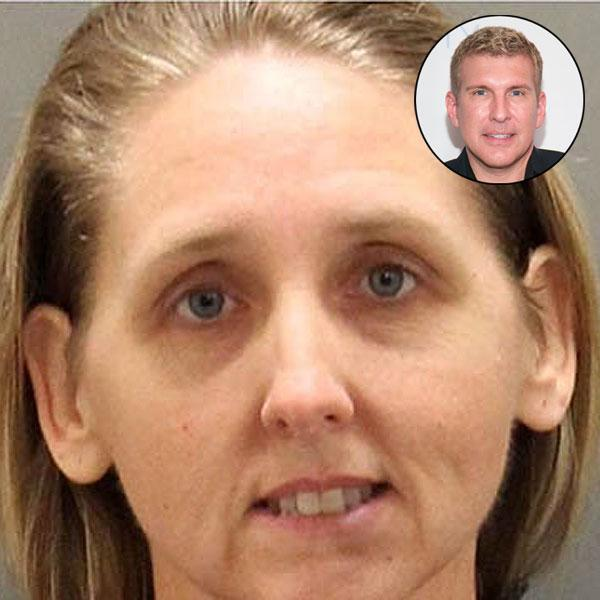 Reality Star Todd Chrisley's Sister-In-Law Arrested for Hara