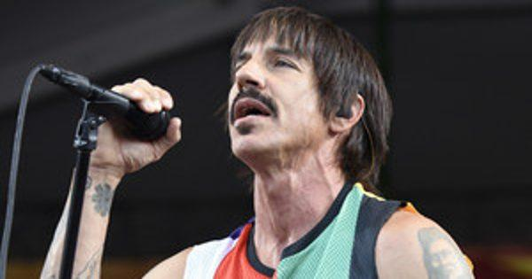 Red Hot Chili Peppers' Anthony Kiedis Hospitalized, Show Canceled