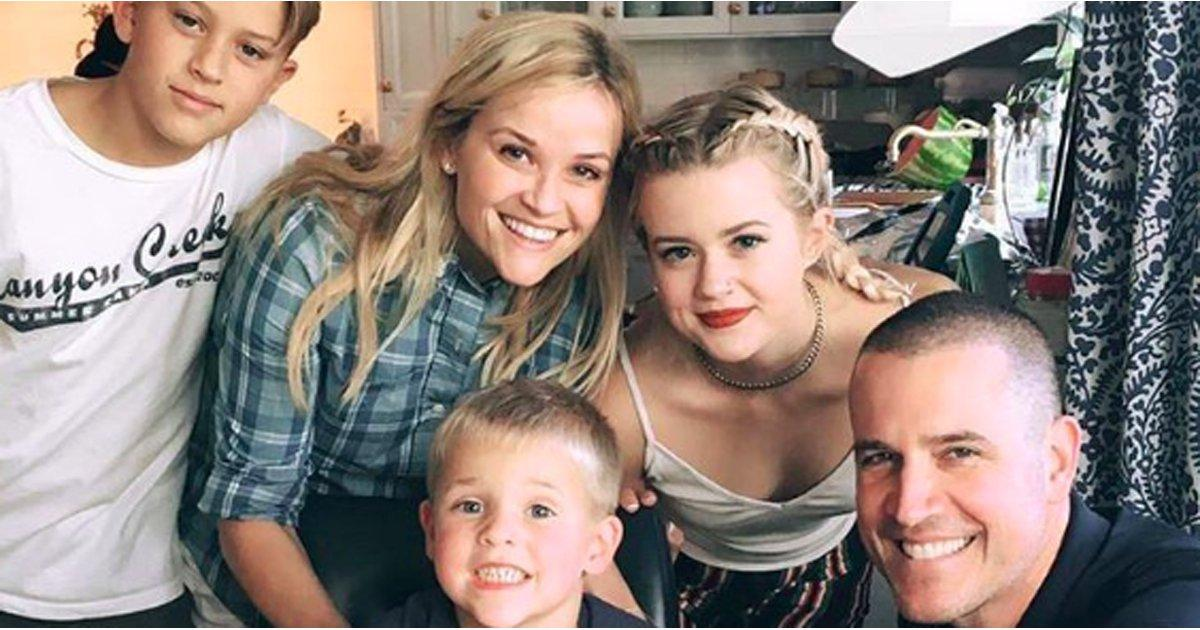 Reese Witherspoon Celebrates Her Son's Birthday With a Ninja Turtles-Themed Bash