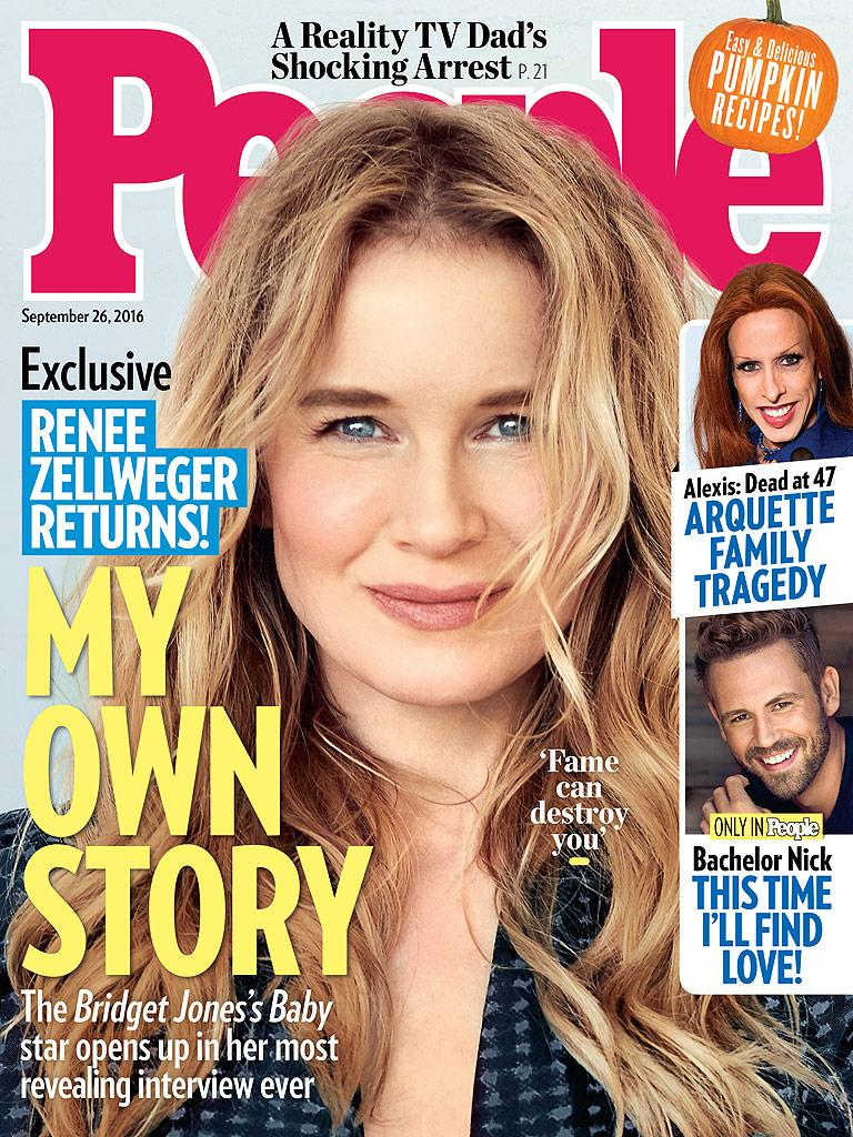 Renée Zellweger Reveals She Took 'Bad Advice' About Hiding Her Exhaustion