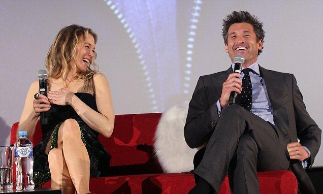 Renee Zellweger admits to having Bridget Jones moments in real life
