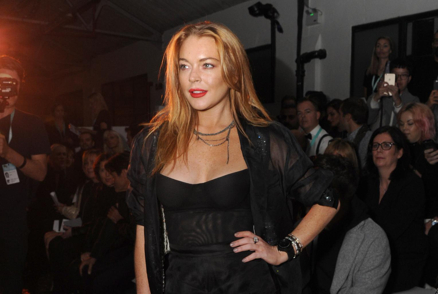 Report: Lindsay Lohan Demands Big Bucks, Meeting With Putin For Russian TV Appearance