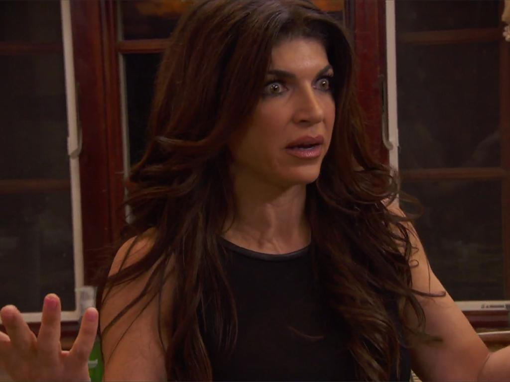 Rhonj's Teresa Giudice Accuses Jacqueline Laurita of a 'Low Blow' During Their Most Bitter Fight Yet