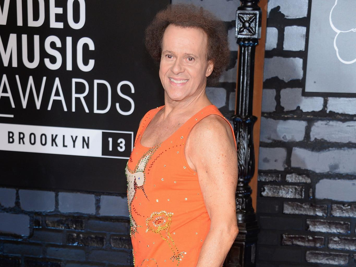 Richard Simmons' Rep Explains Why They're Not Involved with the Podcast: 'The Truth Is That He's Fine'