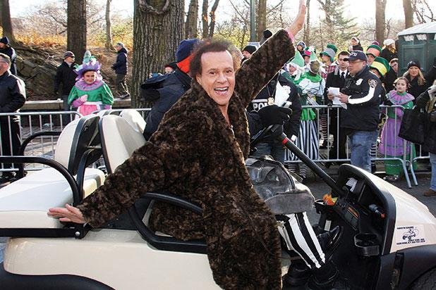 Richard Simmons Says He's Not Being Held Hostage in His Own