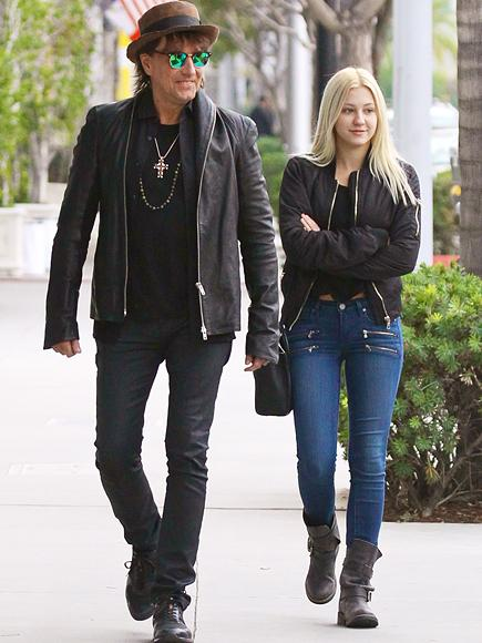 Richie Sambora Has 'No Plans' To Rejoin Bon Jovi 2017 Tour, Choosing to Continue Spending Time with Daughter Ava, Says Source