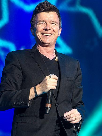 Rick Astley on the First Time He Was Rick-Rolled: