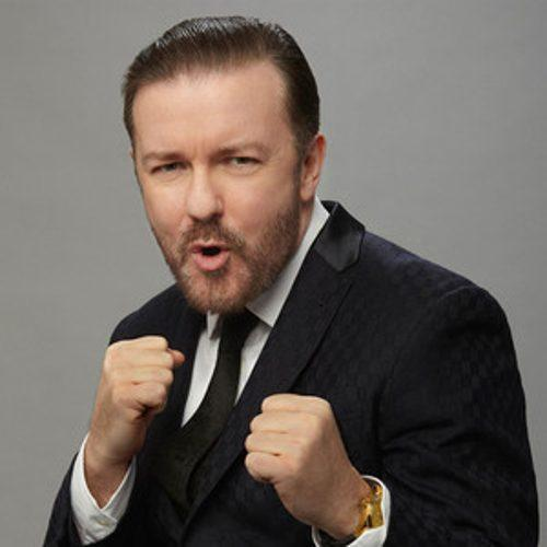 Ricky Gervais Reveals Which Jokes Are Off-Limits at the Gold