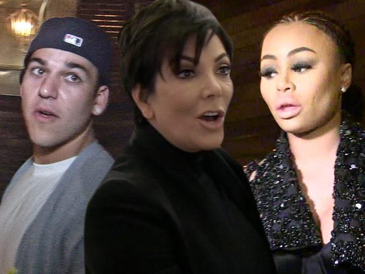 Rob Kardashian -- I Want Back on Reality TV ... With Blac Ch