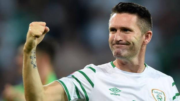 Robbie Keane will retire from Republic of Ireland duty after Oman game