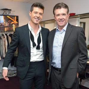 Robin Thicke Breaks Silence on His Father Alan's Death