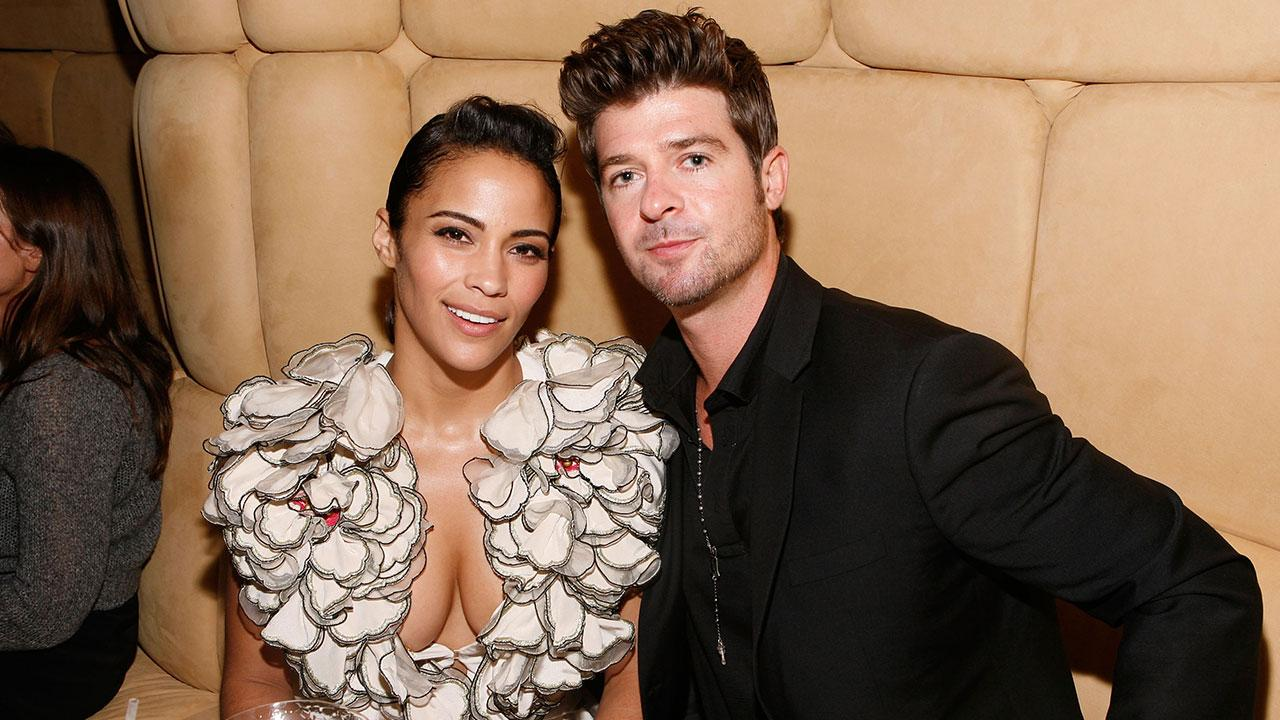 Robin Thicke Cleared of 'Wrongdoing' in Child Abuse Accusations, Source Says