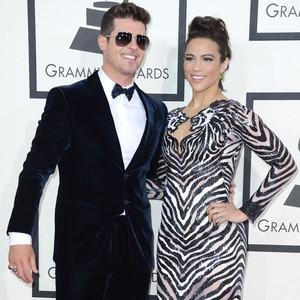 Robin Thicke & Paula Patton in Heated Custody Battle, Judge Denies Actress' Request to Limit Custody After Spanking Incident