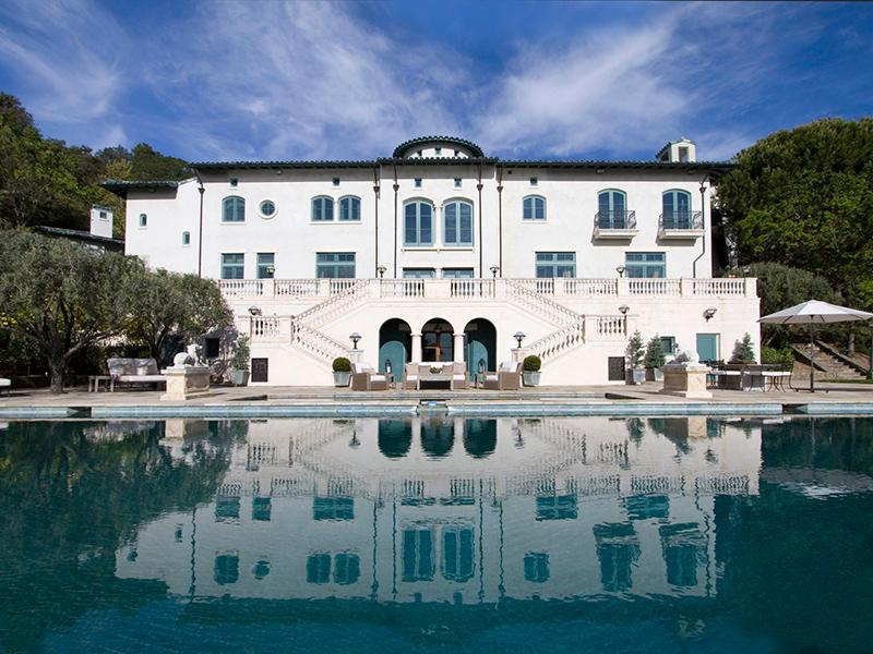 Robin Williams' Napa Valley Estate Sells for Just Over $18 M