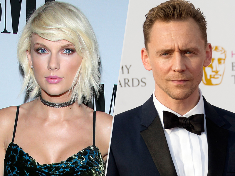 Romance in Rome! Taylor Swift and Tom Hiddleston Take Their Jet Set Relationship to Italy