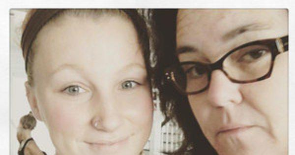 Rosie O'Donnell Shares a Selfie With Estranged Daughter Chelsea: