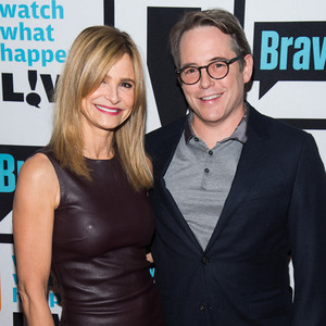 Kyra Sedgwick and Matthew Broderick Reveal They Were High School Sweethearts