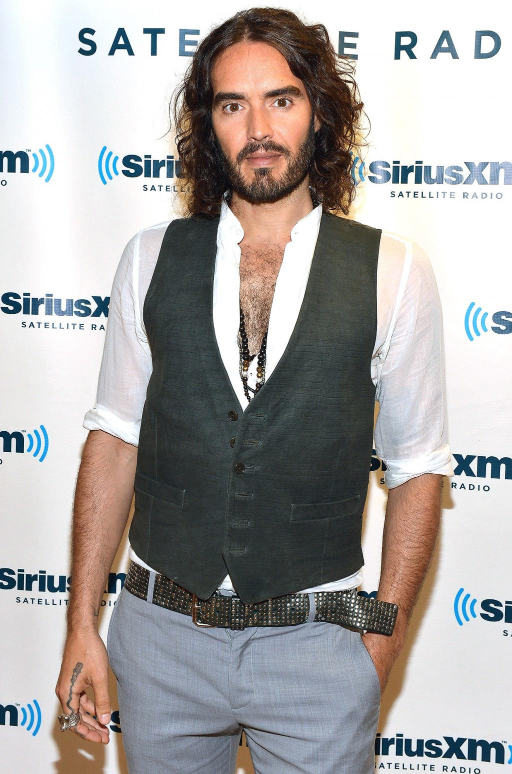Russell Brand Welcomes First Child