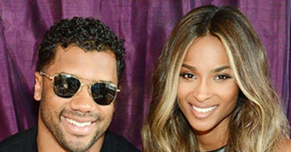 Russell Wilson and Ciara Already Look Like the Perfect Bride