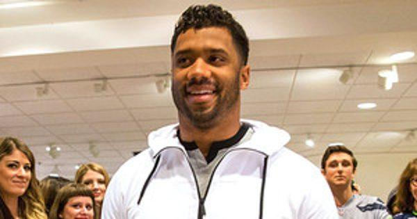 Russell Wilson Launches Clothing Line Called Good Man Brand