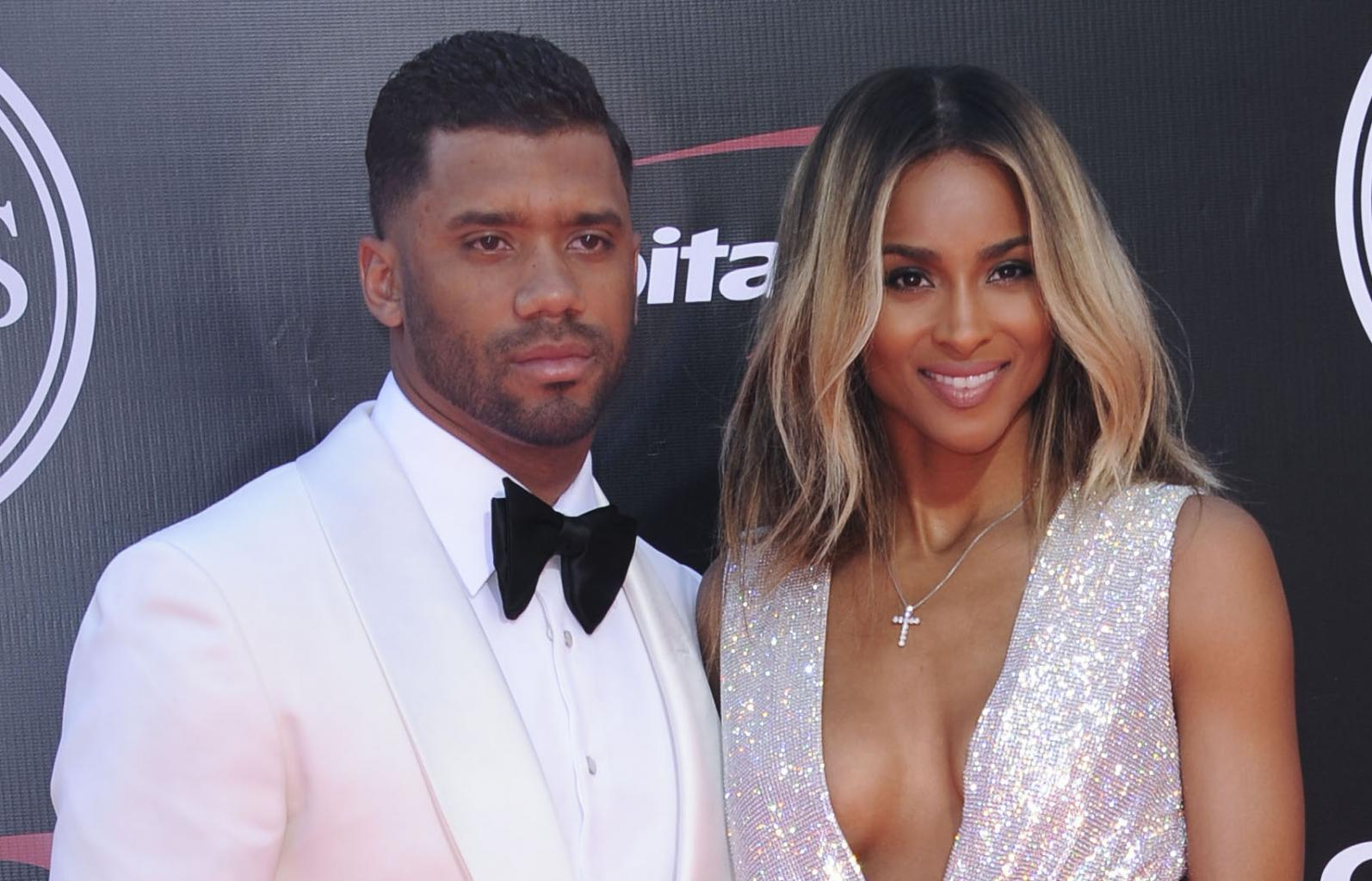 Russell Wilson Writes Sweet Note To Ciara Aver Devastating NFL Playoff Loss