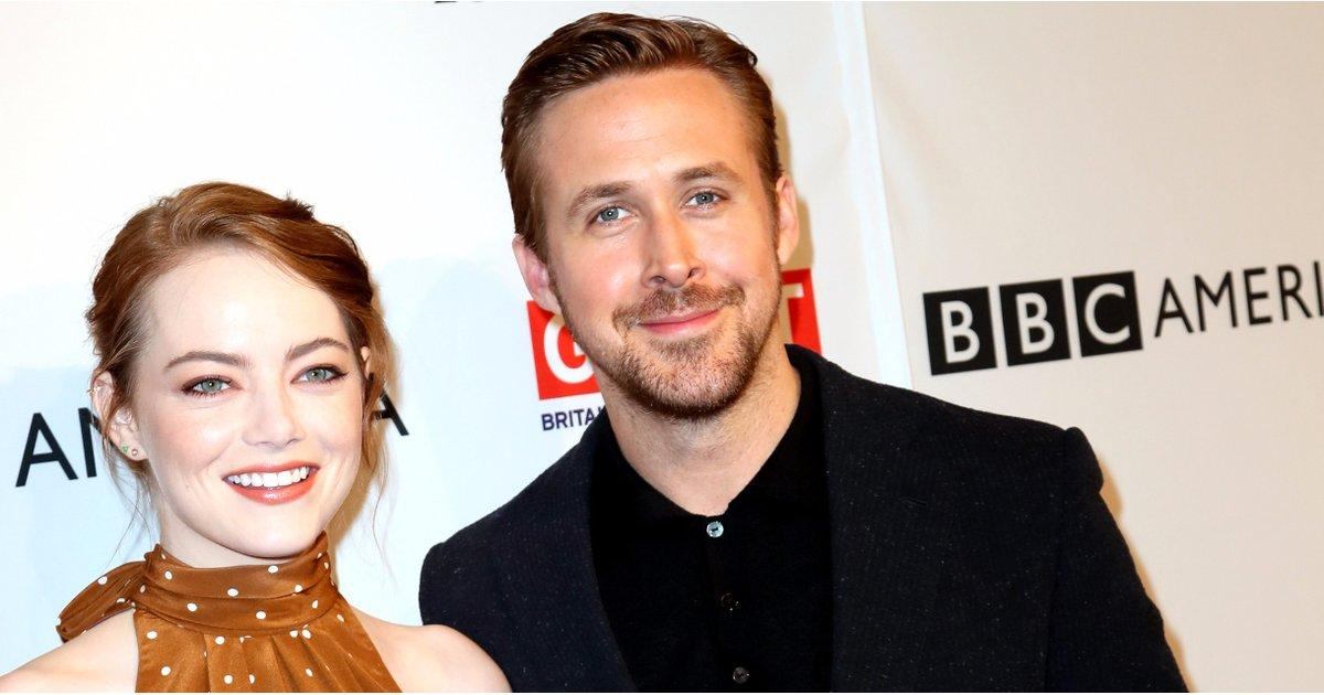 Ryan Gosling and Emma Stone Stick Together Ahead of Their Big Night at the Golden Globes