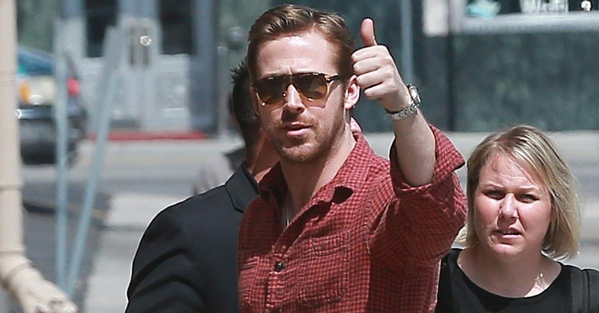 Ryan Gosling Steps Out in La After Grabbing Headlines With Surprise Baby News