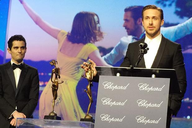Ryan Gosling Watched Debbie Reynolds '     Singin '  in the Rain '  Every Day for    La La Land '  Inspiration