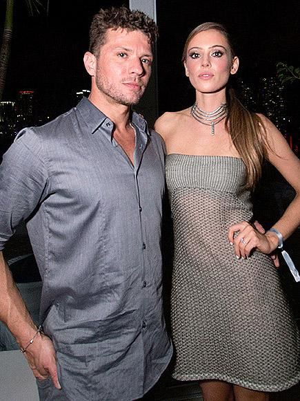 Ryan Phillippe's Fiancée Paulina Slagter Puts Her Sparkly En