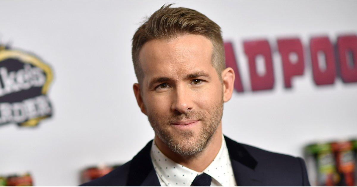 Ryan Reynolds Accidentally Reveals the Sex of His Second Child With Blake Lively