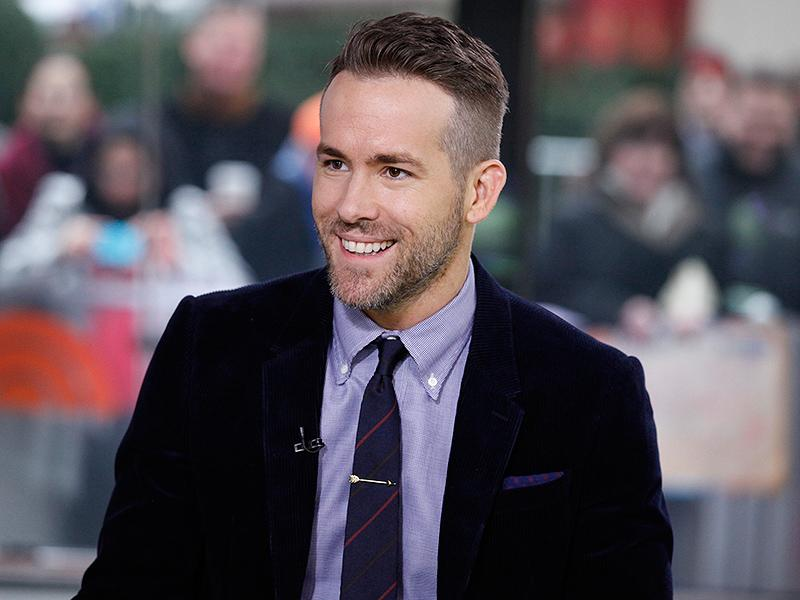 Ryan Reynolds on How Children He Met with Cancer Connected t