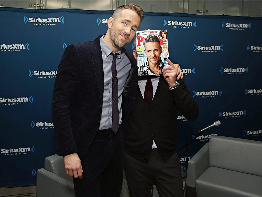 Ryan Reynolds Says He Fell in Love with Blake Lively While o