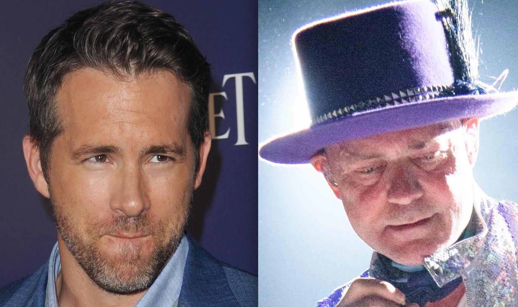 Ryan Reynolds Supports Awarding Order Of Canada To Gord Downie         And The Whole Damn Band