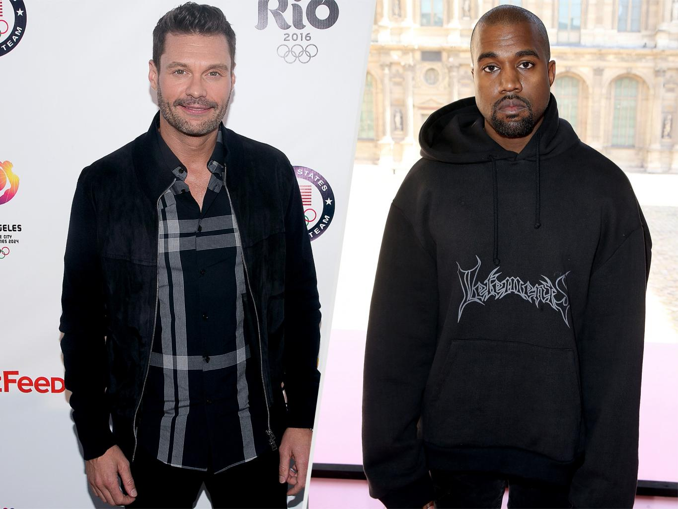 Ryan Seacrest Says 'Things Are Going Better' for Kanye West as He Continues to Live Apart from Family