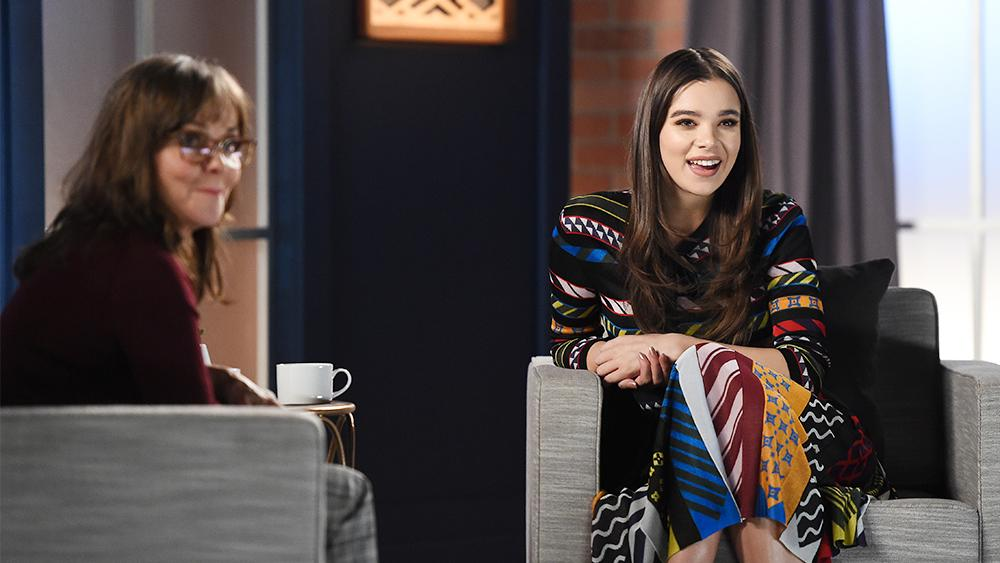 Sally Field Opens Up to Hailee Steinfeld About Fighting Depression as a Teen