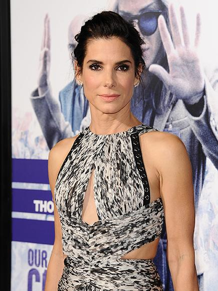 Sandra Bullock on Daughter Laila Joining Her Family: 'We Wer