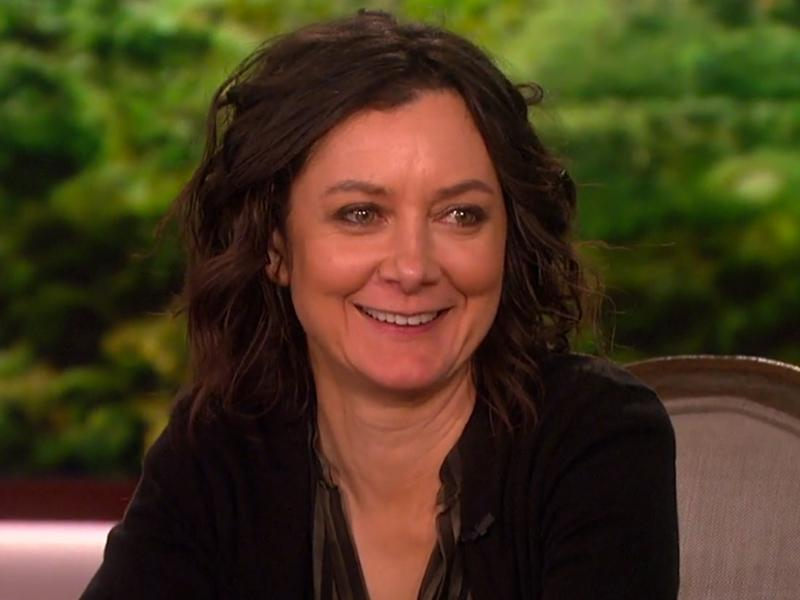 Sara Gilbert: Being a Child Star 'Saved My Life'