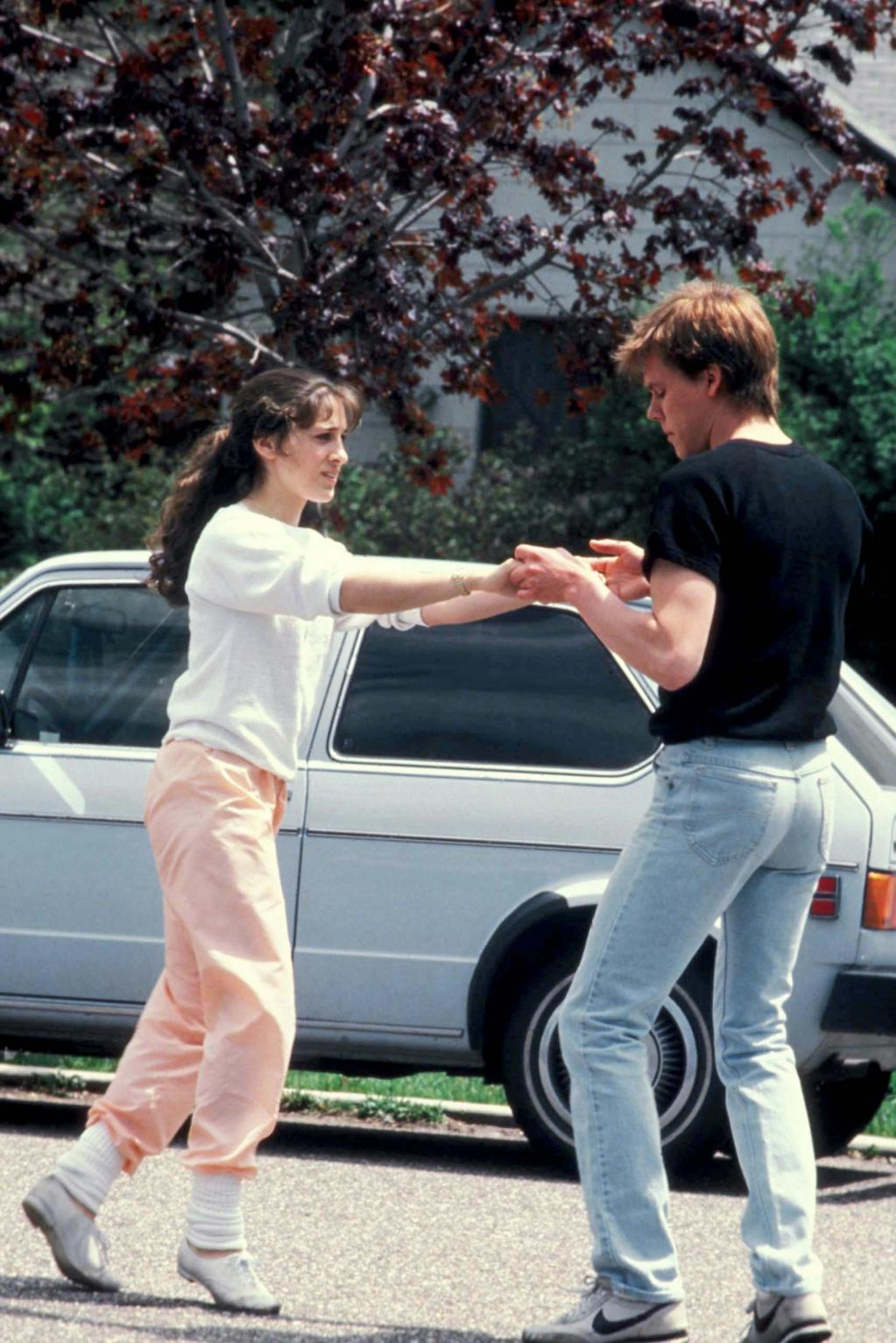 Sarah Jessica Parker  's Hair Almost Cost Her a Role in Footloose
