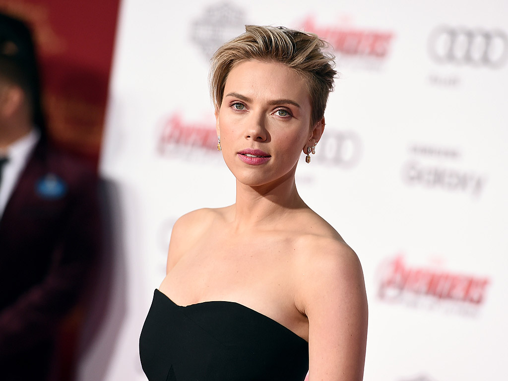Scarlett Johansson Named the Highest Grossing Actress of All Time