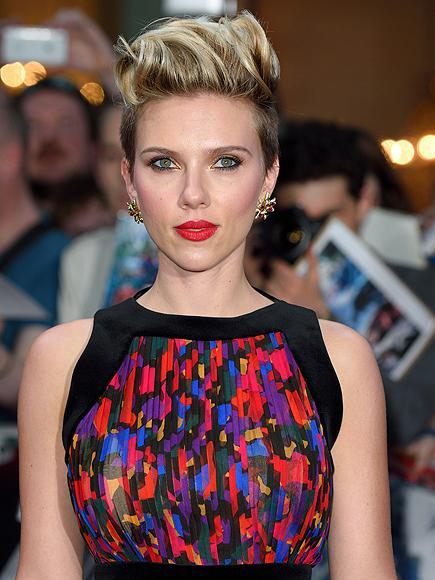 Scarlett Johansson Talks Donald Trump and a Possible Black Widow Movie