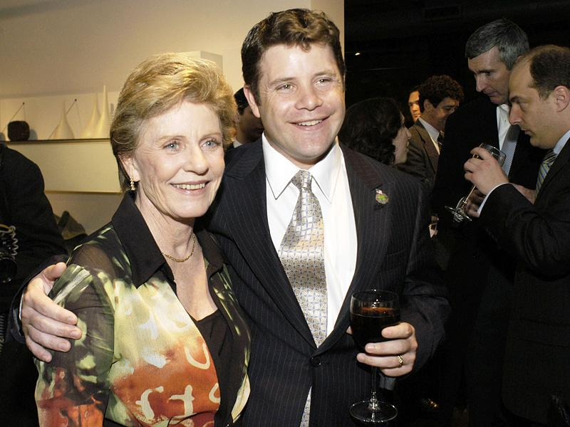 Sean Astin Reveals Mom Patty Duke Was 'at Peace' in Her Last