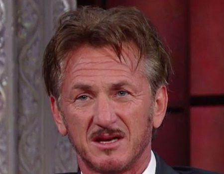 Sean Penn Hesitantly Signs Up for Twitter Thanks to Stephen Colbert