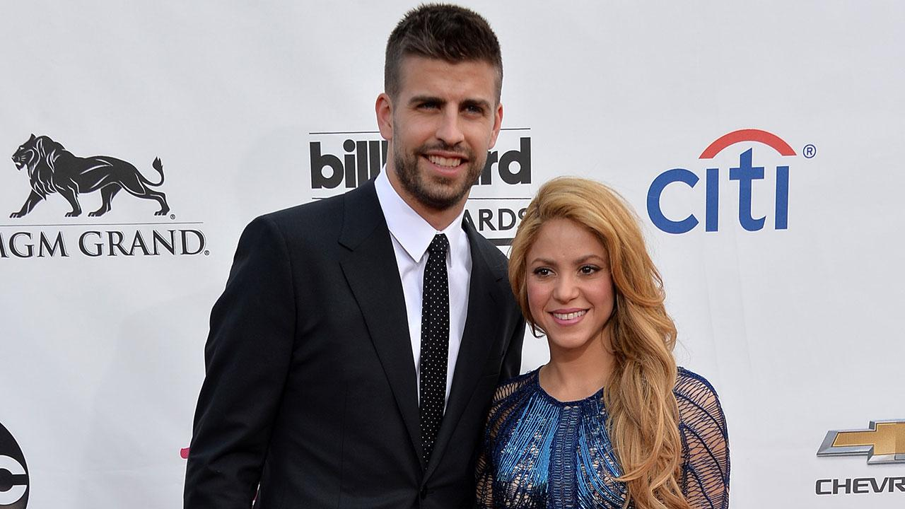 Shakira's Son Sings Sports Chant With Soccer Star Dad Gerard Pique in Super Cute Instagram Video