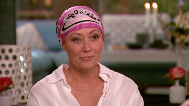 Shannen Doherty Reveals Her Breast Cancer Has Spread: �The Unknown Is The Scariest Part�