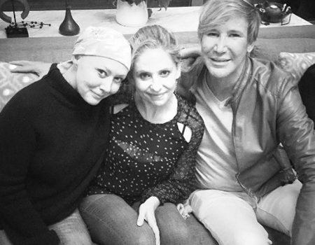 Shannen Doherty Thanks Sarah Michelle Gellar for Always Having Her Back as She Battles Cancer