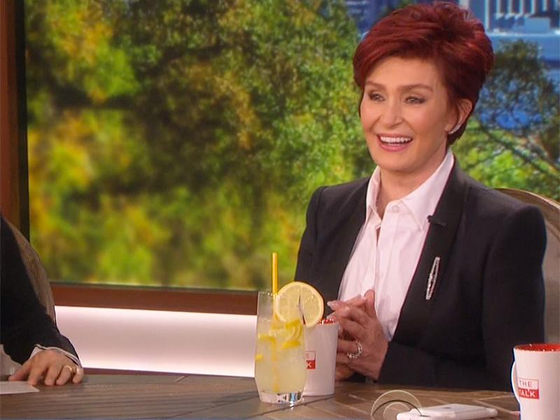 Sharon Osbourne Addresses Ozzy Osbourne Cheating Rumors on The Talk: 'I'm 63 Years of Age, I Can't Keep Living like This'