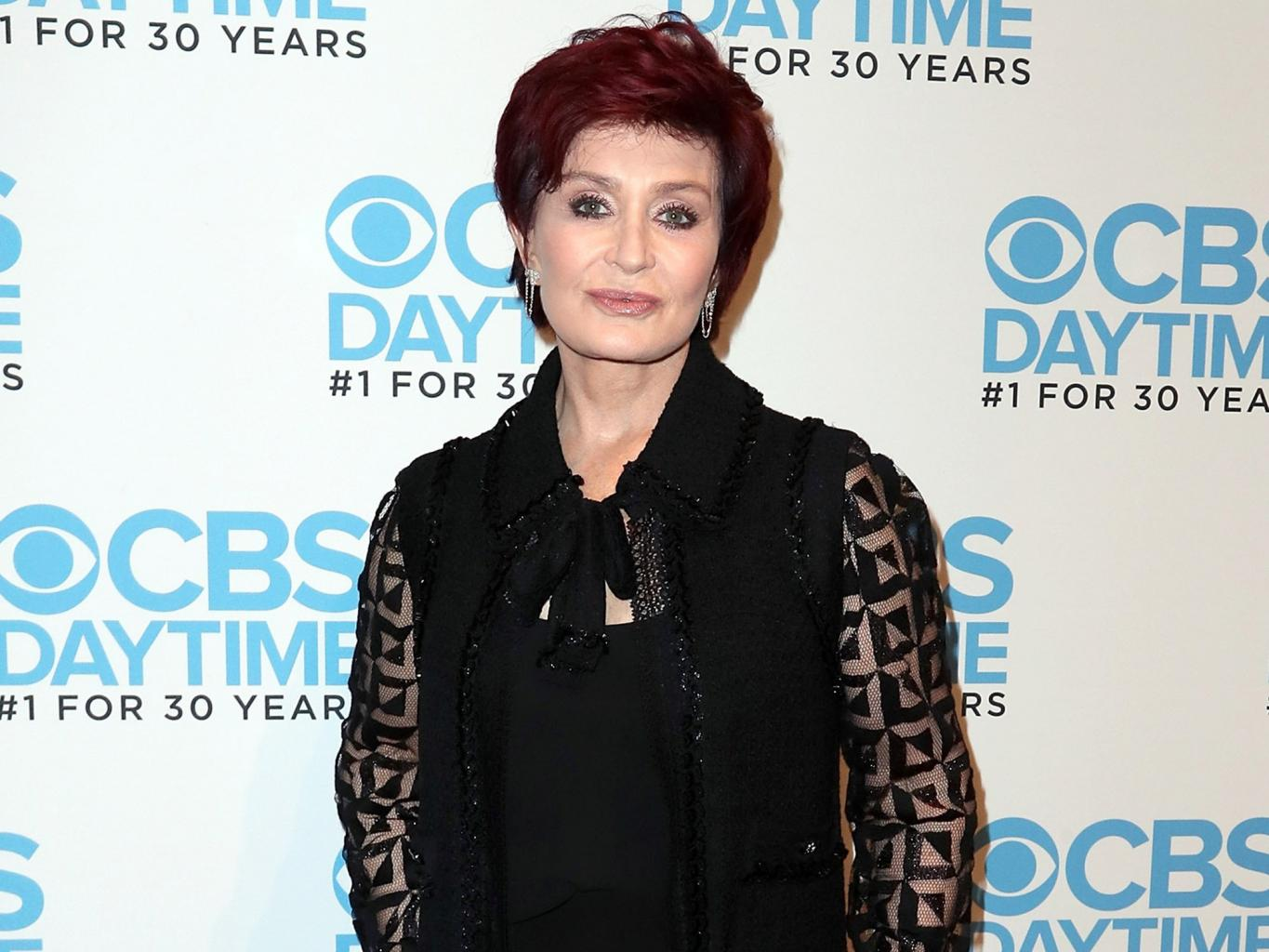 Sharon Osbourne Miscarried a Baby She Didn       't Know She Had After        Frightening      '  Dog Attack