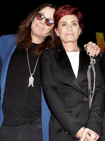 Sharon Osbourne Takes Back Ozzy After Reported Infidelity: 'I Forgive ... Even Though He's a Dirty Dog'