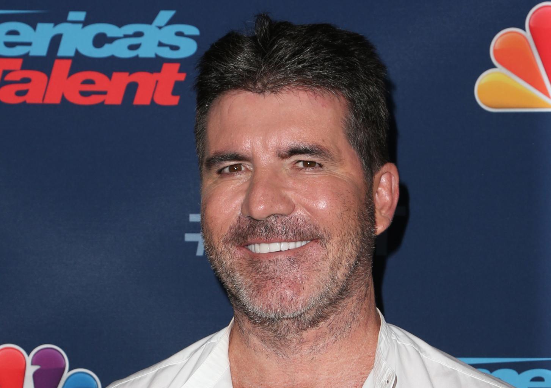Simon Cowell Suffers Interesting Wardrobe Malfunction On   'X Factor UK