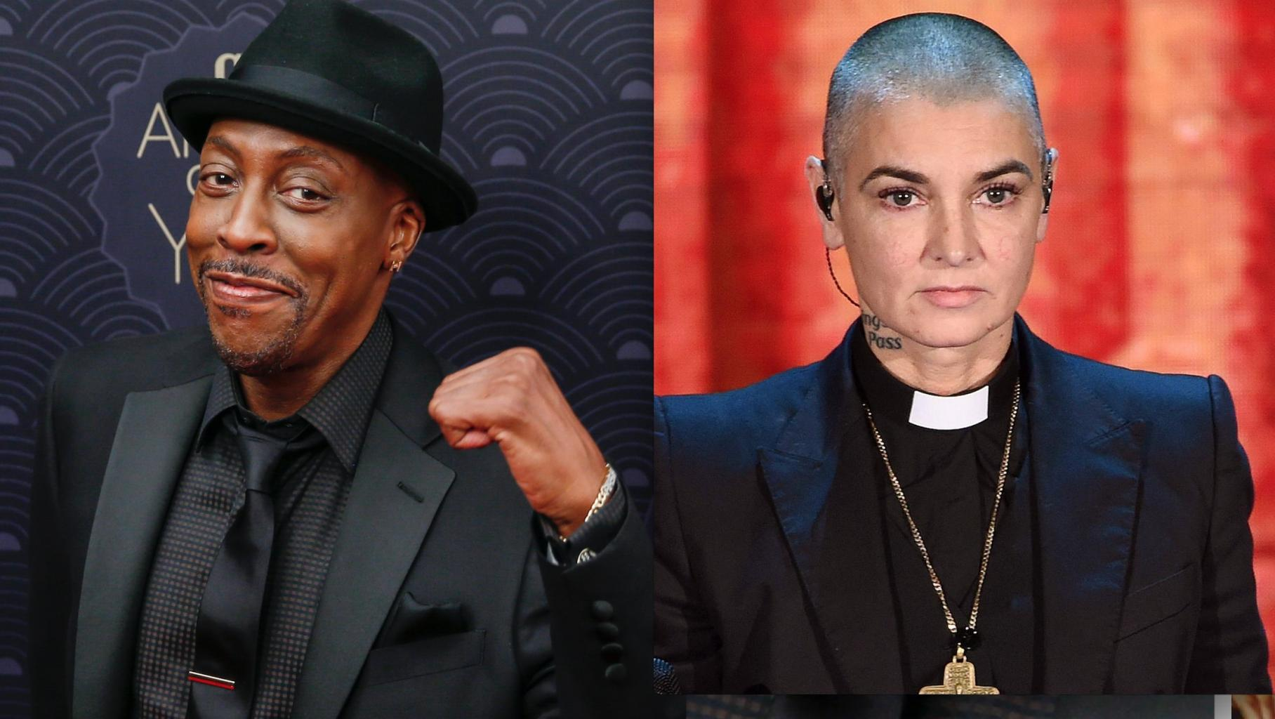 Sinead O'Connor Apologizes For Claiming Arsenio Hall Gave Drugs To Prince